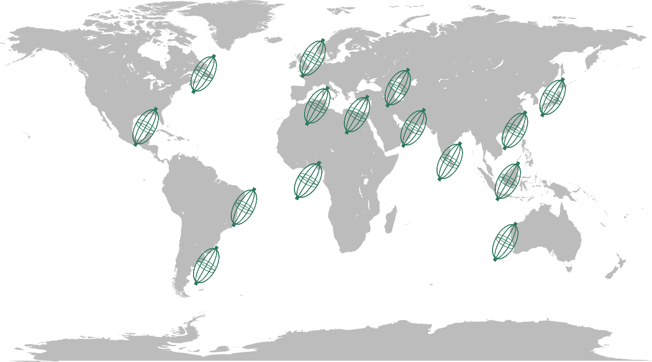 Perigon CST Applications World Wide